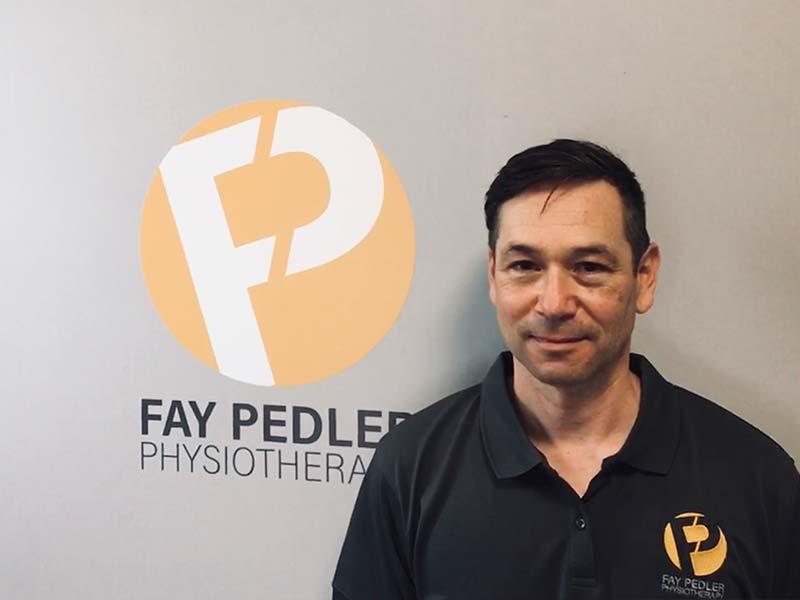 Francis Rock at Fay Pedler
