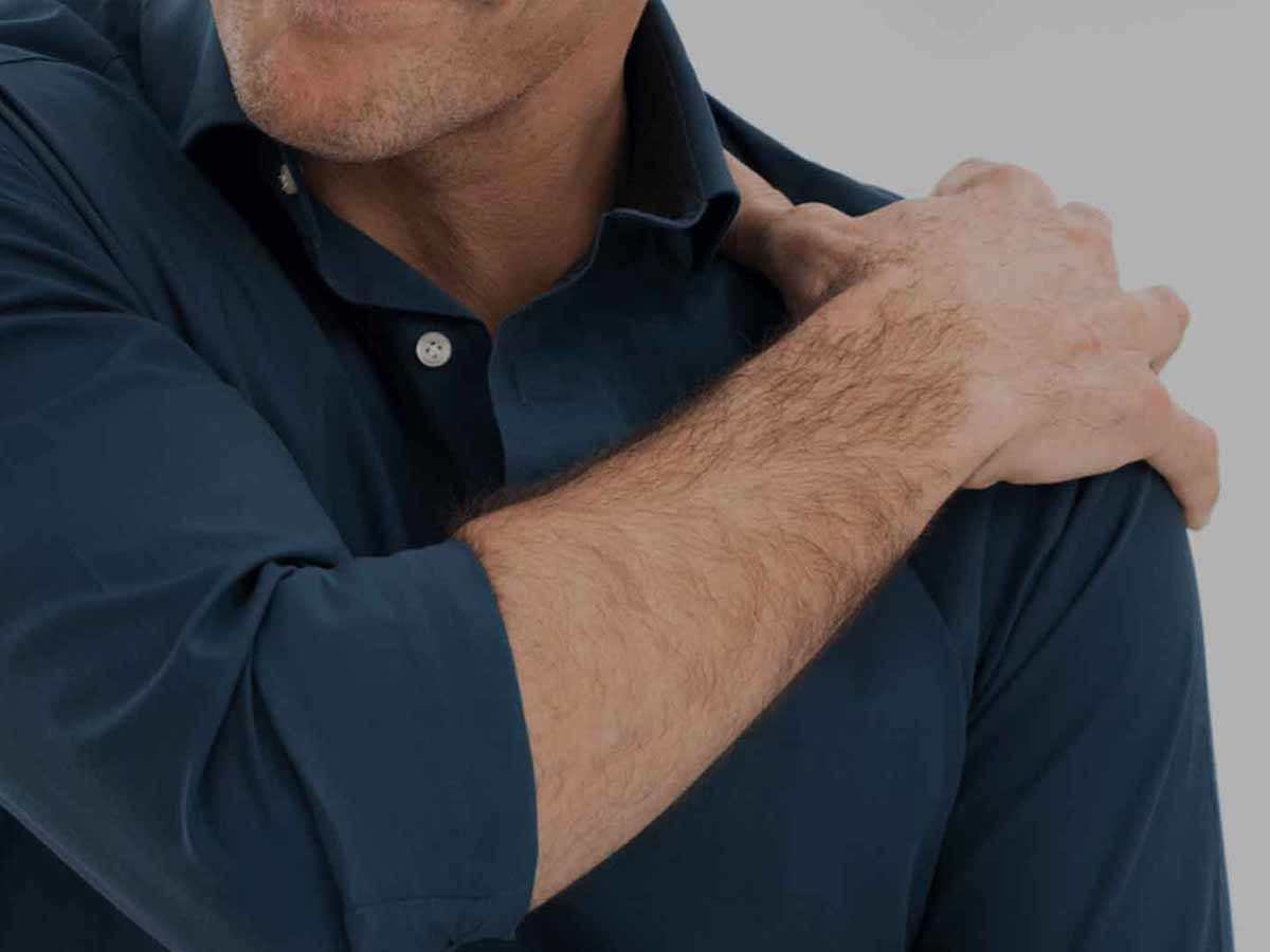 shoulder pain Plymouth Physio
